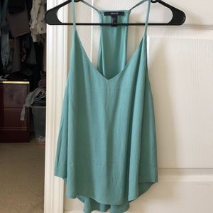 Forever 21 High Low Tank (Small)